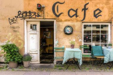 カフェみたいな家