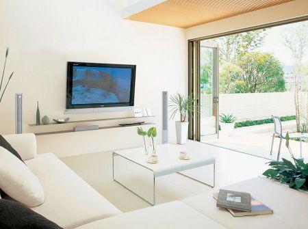 シンプル部屋