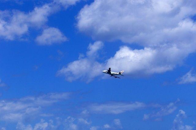 東京羽田から台北松山まで、空港間の移動は約4時間!