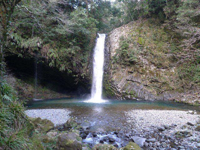 浄蓮の滝、天城峠ほか史跡がたくさんな伊豆