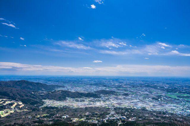 茨城県南部に位置する、「つくば市」