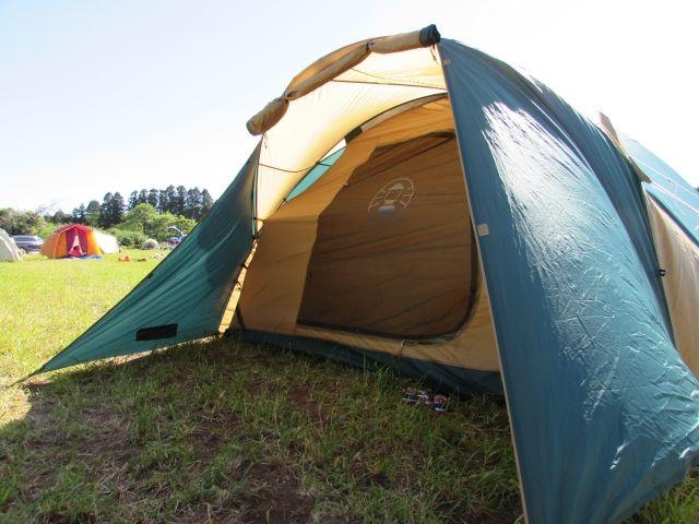活用法その5.ルーフバルコニーで子どもとキャンプごっこ