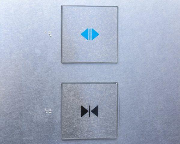 開閉ボタン
