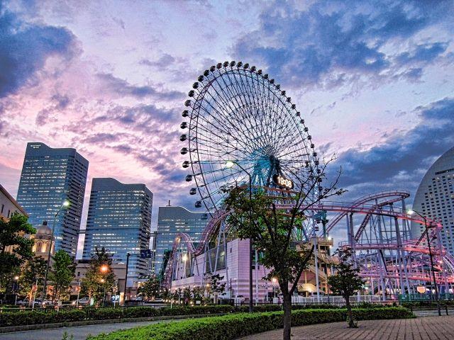 横浜市はエリアによって大きく街並みが変わります