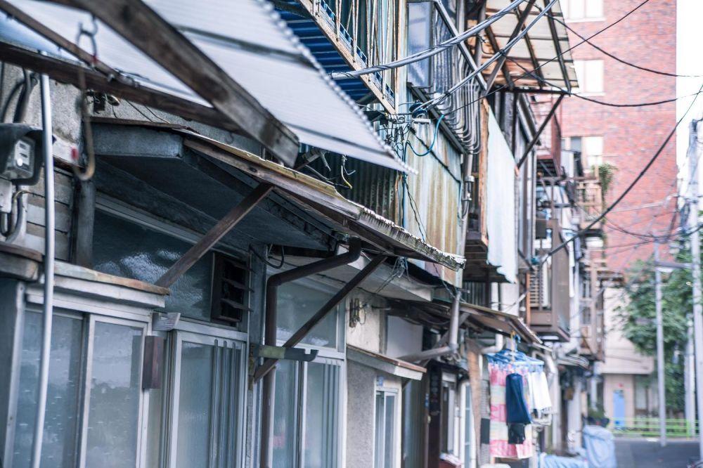 築年数が古いアパート