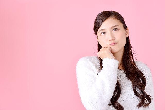 仲介と媒介の違いに疑問を持つ女性