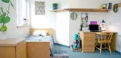 一人暮らしに多いワンルーム!ワンルームで適切なベッドの位置は?