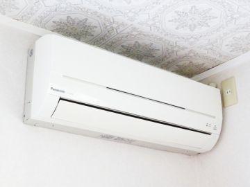 賃貸物件のエアコン