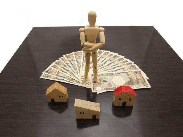 不動産投資のリスクを考える人