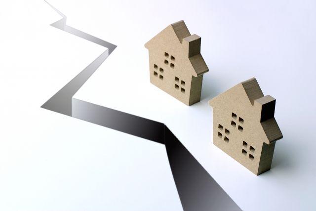 地震による不動産投資のリスク