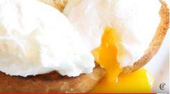 ポーチドエッグの簡単作り方