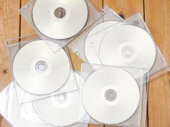 CD ROMのおしゃれな再利用法