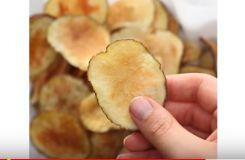 ポテトチップスの作り方