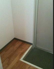 玄関タイルのお掃除方法