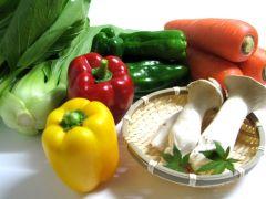 料理に使う野菜
