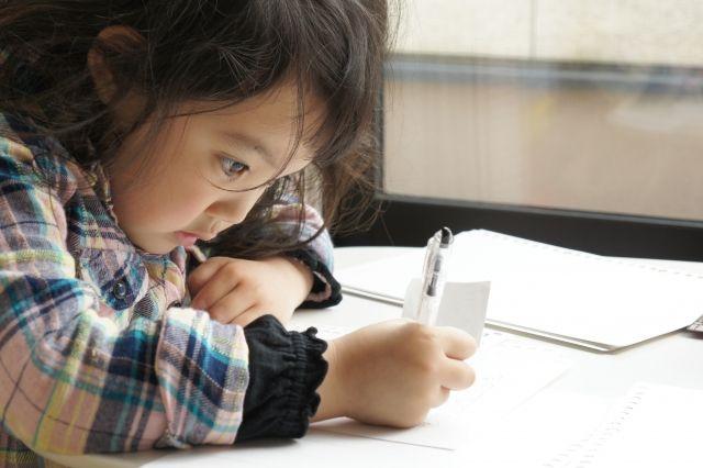 文京区の学校に通う子ども