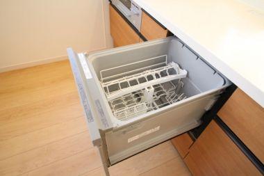 家族向けの住宅設備 食洗機
