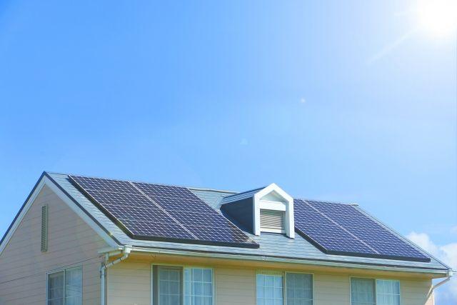 家族向けの住宅設備 太陽光発電パネル