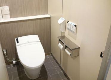 最新タイプのトイレ