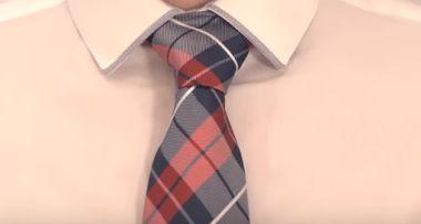 ネクタイの簡単な締め方