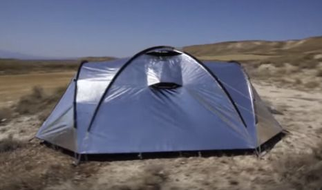 SIESTA 4のテント