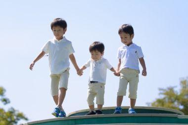 東京で暮らす子ども達
