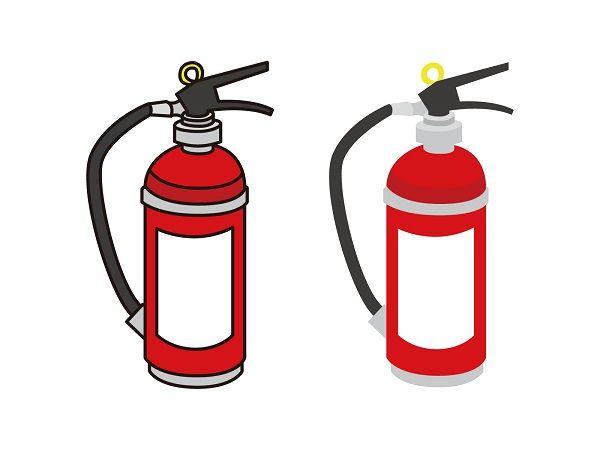 専門業者への回収依頼が必要な消火器