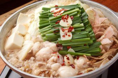 博多・天神エリアで人気のもつ鍋