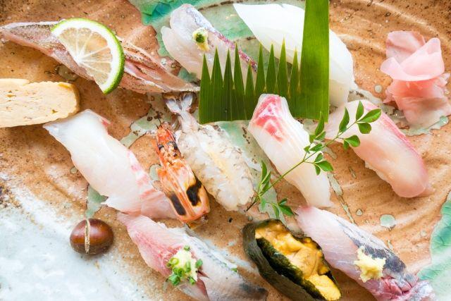 博多・天神エリアで人気の寿司