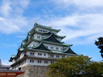 住みやすい名古屋市のシンボル 名古屋城