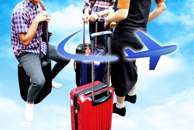 大学生の海外旅行
