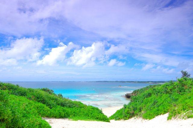 ビーチ 宮古島