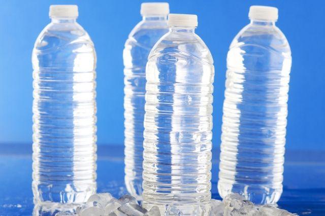 再利用できるペットボトル