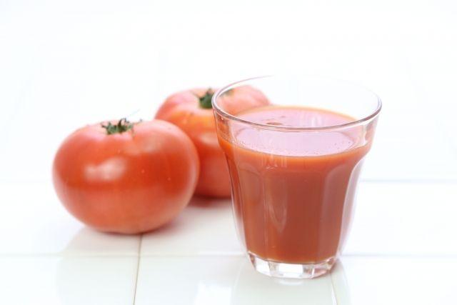 巷で話題の夜トマトダイエット用のトマト