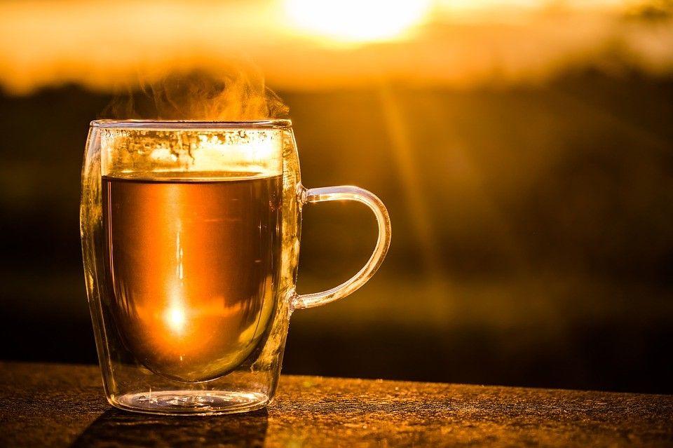身体を温めやすい温かい飲み物