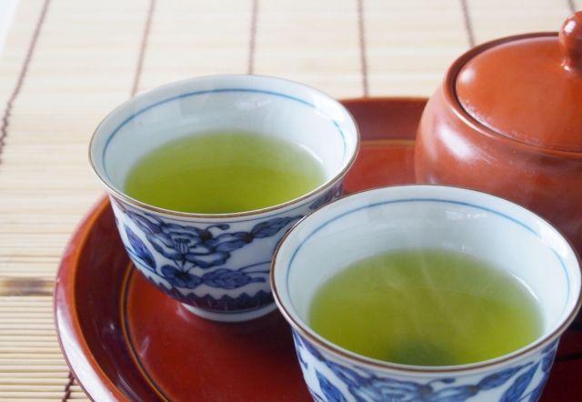 効能が豊富な煎茶