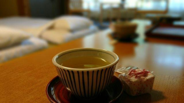 効能が豊富な玄米茶