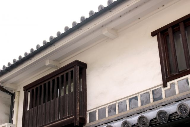 小田郡矢掛町の建物