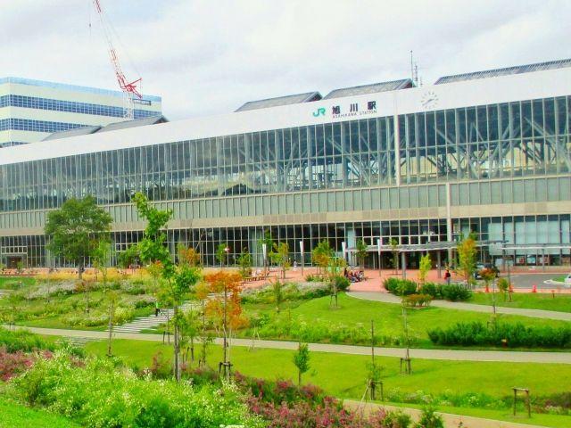 北海道旭川市のJR旭川駅