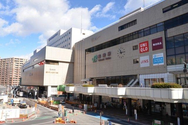 群馬県高崎市のJR高崎駅