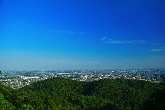 群馬県伊勢崎市の風景