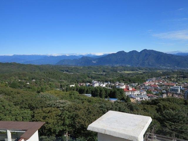 群馬県桐生市の風景