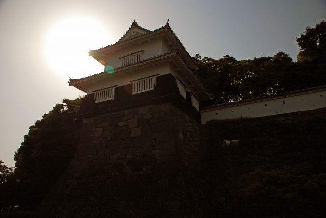 長崎県大村市にある城