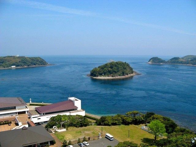 長崎県西彼杵郡の風景