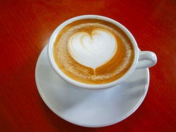 コーヒーの定番 カフェラテ
