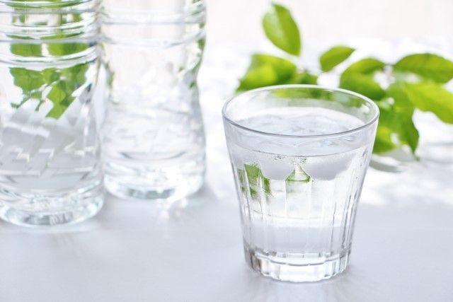 体温を上げるために飲む水