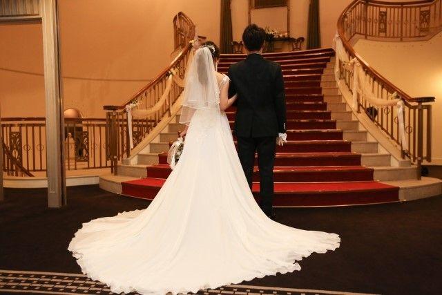 結婚式の服装①