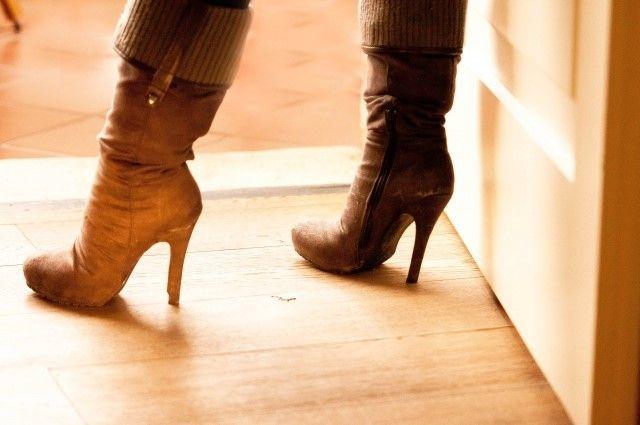 結婚式の靴②