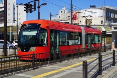 富山市路面電車