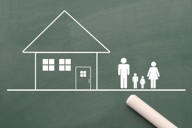住宅購入後の家族計画